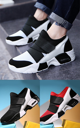 Early Bird Pre-Sale 50% <br> Velcro Couples Air Sneakers