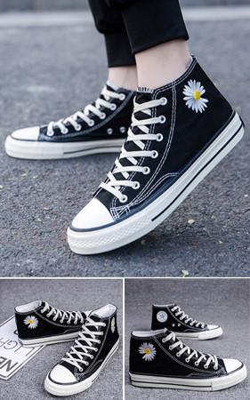 Preorder Presale <Br> <B>G</b> oo <B>D</b> Flower Hightops Sneakers