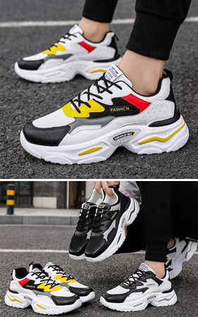 Preorder 50% <br> Ugly Fashion Sneakers
