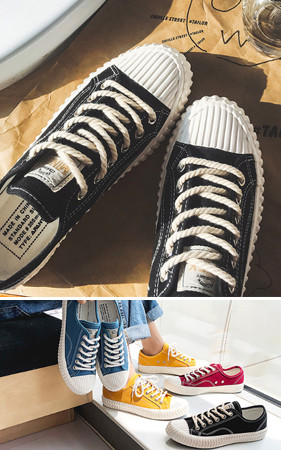 Preorder 50% <br> Rope string Converse Sneakers