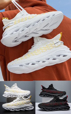 Preorder pre-sale 60% <br> Easy Lettering Running Shoes
